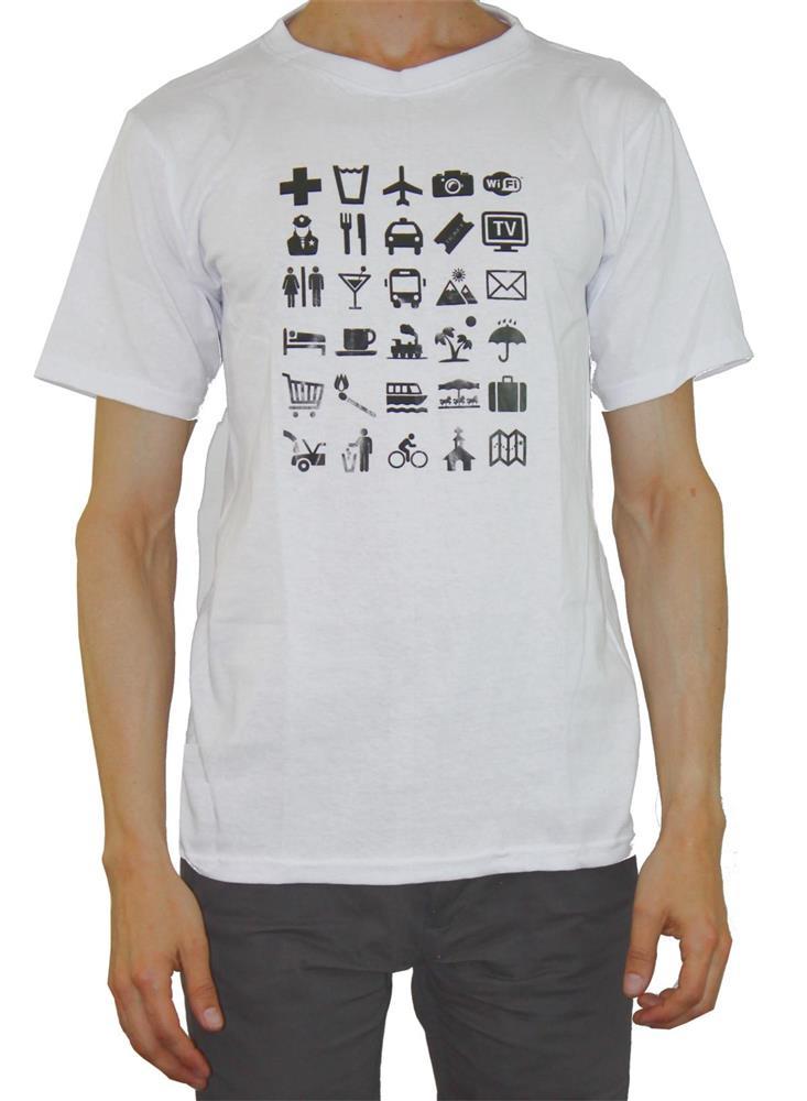 Camiseta-estampado-viajero-Aranzazu-cuello-redondo